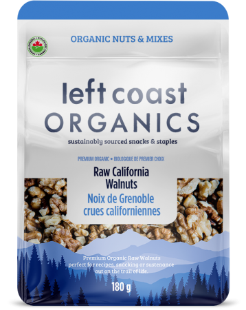 Raw California Walnuts